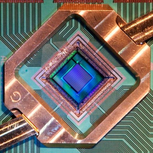 чип квантовый компьютер