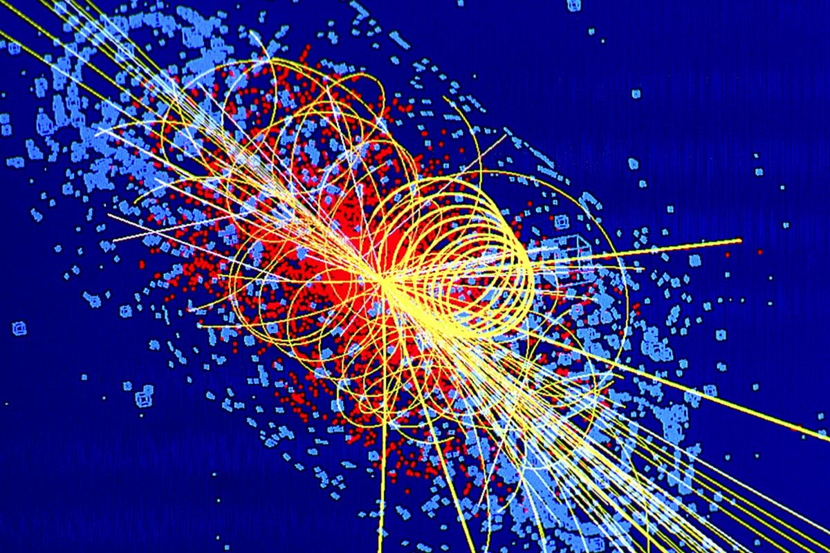 бозон хиггса, поле хиггса