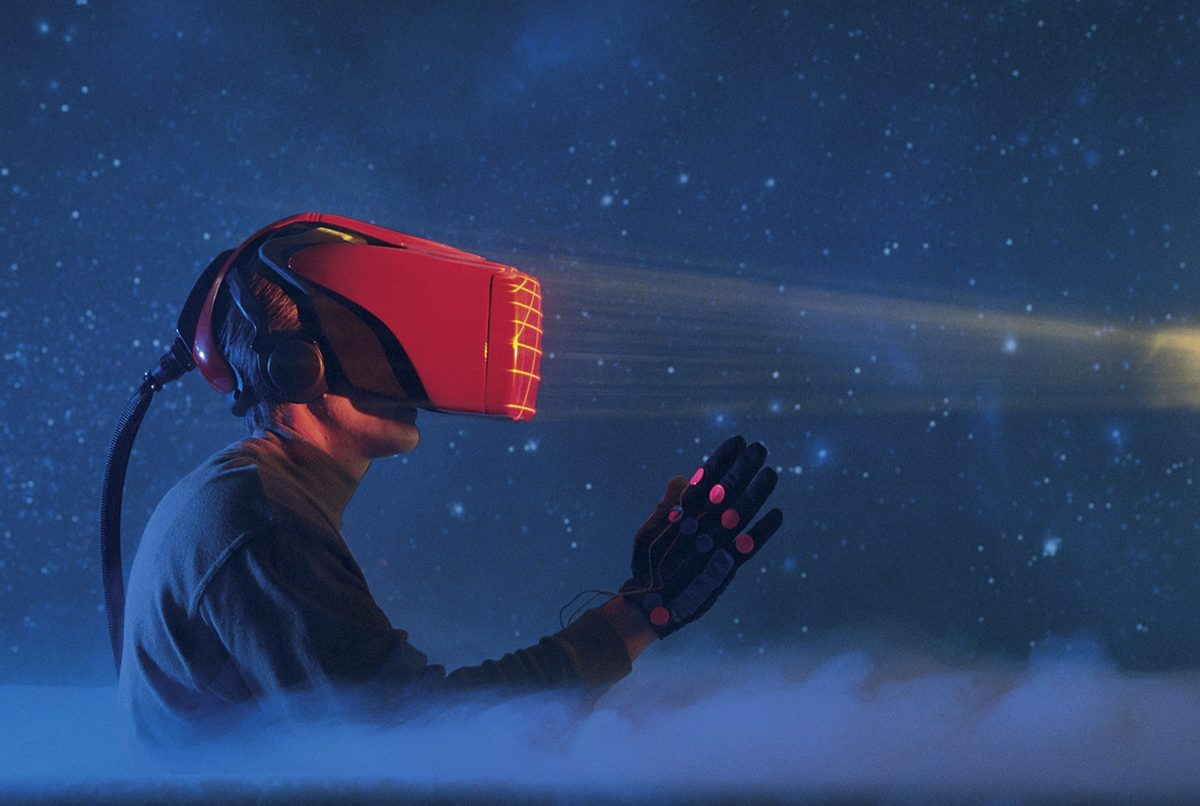 реальная виртуальность, VR